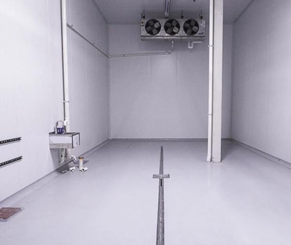 Freezer room Repair